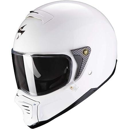 Ls2 Motorradhelm Ff902 Scope Solid White Weiss S Auto