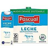 Pascual – Leche Semidesnatada Bienestar Animal – 6 x 1L