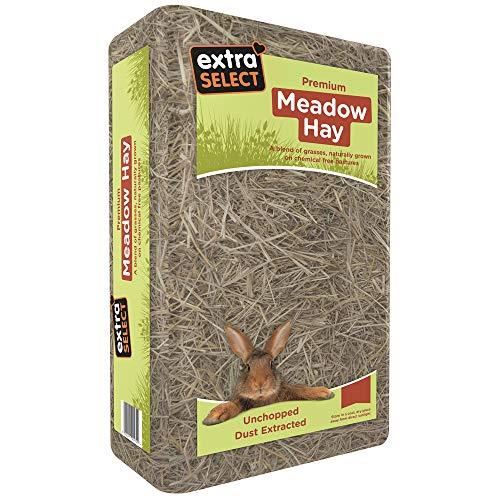 Extra Select Foin de Prairie Taille L 3 x 2 kg