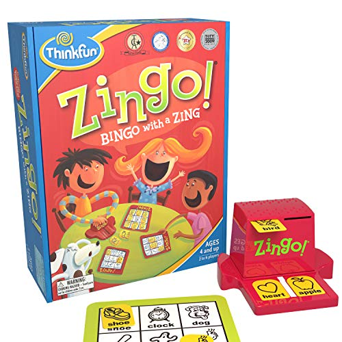 ThinkFun Zingo Bingo Award...