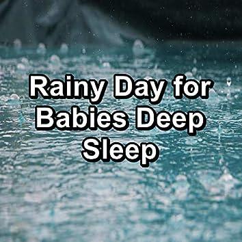 Rainy Day for Babies Deep Sleep