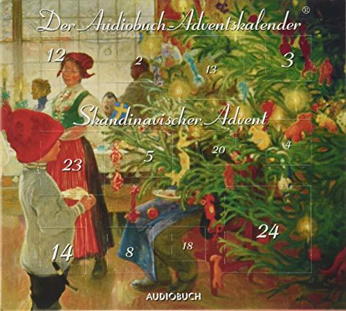 Skandinavischer Advent - Der Audiobuch-Adventskalender (1 Audio-CD)