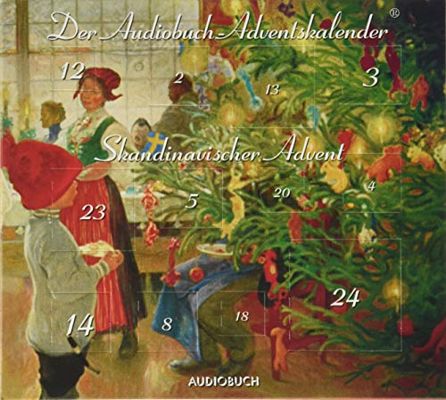 Skandinavischer Advent - Der Audiobuch-Adventskalender (1 Audio-CD)