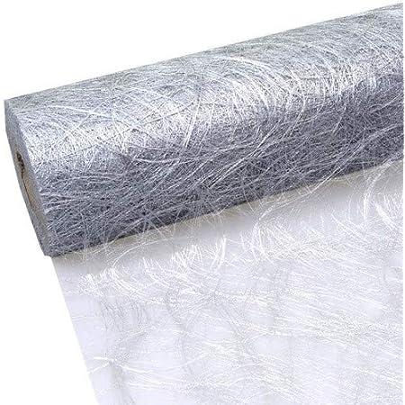Gold 30 cm breit DEKOMARKET Sizoweb/® Tischband Tischl/äufer Tischdecke 5 Meter lang