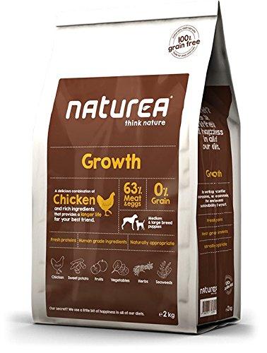 Naturea alimento a Secco per Cani Growth Puppy–2000gr