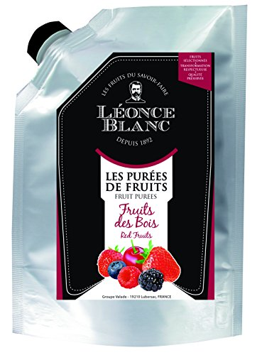 Leonce Blanc Rote Fruchtpüree 1kg