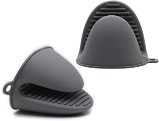 AITE - Soporte de Silicona para ollas de Cocina, antimanos, Resistente al Calor, para cocinar y Hornear