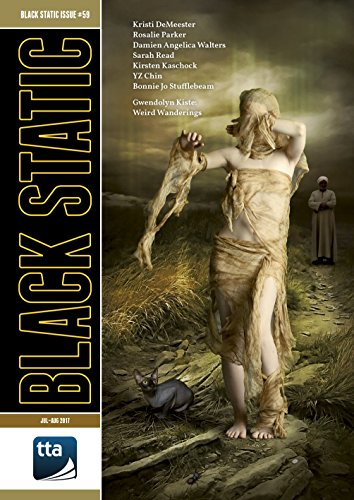 Black Static #59 (July-August 2017): Dark Fiction and Film (Black Static Magazine) (English Edition)