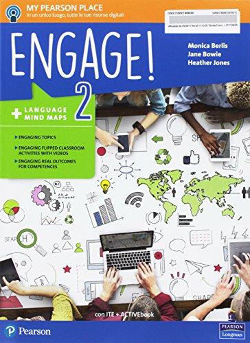Engage! Per le Scuole superiori. Con e-book. Con 2 espansioni online [Lingua inglese]