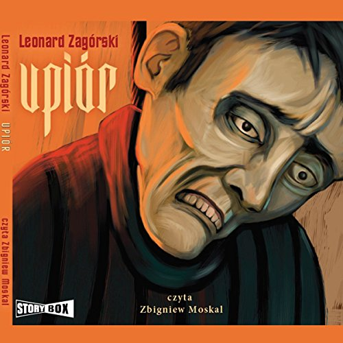 Upiór audiobook cover art