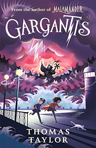 Gargantis (The Legends of Eerie-on-Sea)