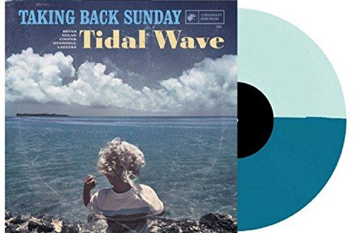 Taking Back Sunday - Tidal Wave Exclusive Turquoise vinyl in Gatefold Jacket LP [vinyl] Taking Back Sunday