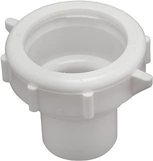 Plumb Pak PP20558 Reducer Coupling, 1-1/2 X 1-1/4 in, Slip Joint X Solvent Weld, Plastic, 1-1/2