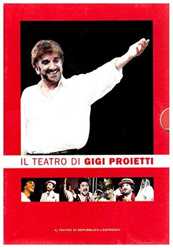 Il Teatro di Gigi Proietti BOX 7DVD
