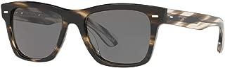Title : Oliver Peoples OLIVER SUN OV5393SU - 1612R5 Sunglasses CINDER COCOBOLO w/ CARBON GREY Lens 54mm
