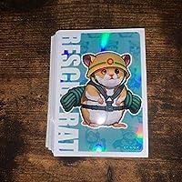 遊戯王 夏のGOGOカーニバル レスキューラットスリーブ 55枚