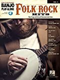 Folk/Rock Hits Songbook: Banjo Play-Along Volume 3 (English Edition)
