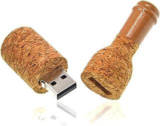 Memorias USB Madera corcho