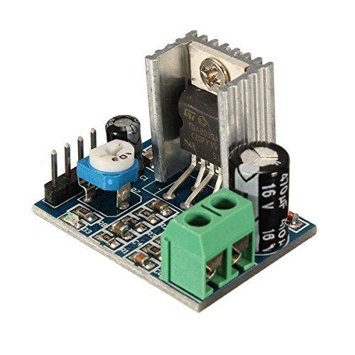 Doradus TDA2030A 6-12V AC / DC einziges Netzteil Audio-Verstärker-Brett-Modul