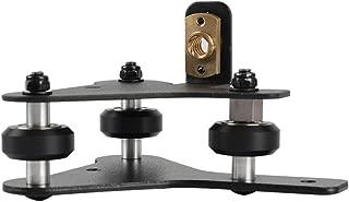 3D Printer Parts CR-10 X Right Axis Motor Bracket Motor Mount Plate Wheels Nut