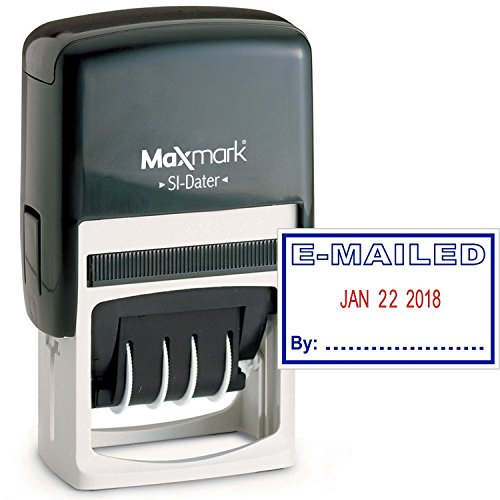 MaxMark Office Date Stamp with E...