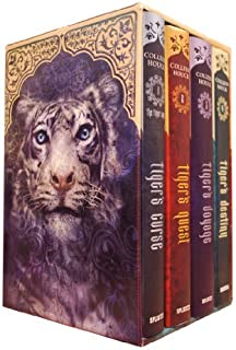 The Tiger's Curse Saga by Colleen Houck (2012-09-04)