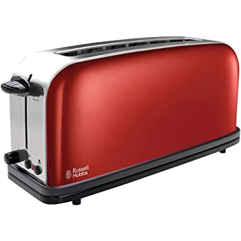 Cecotec Tostadora Acero Steel&Toast 1L. 6 Niveles de Potencia, Capacidad para 2 Tostadas, 3 Funciones (Tostar, Recalentar, Descongelar), Incluye Soporte Panecillos, con Bandeja Recogemigas, 1000 W: Amazon.es: Hogar
