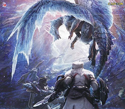 狩人を迎える永久凍土(夜)