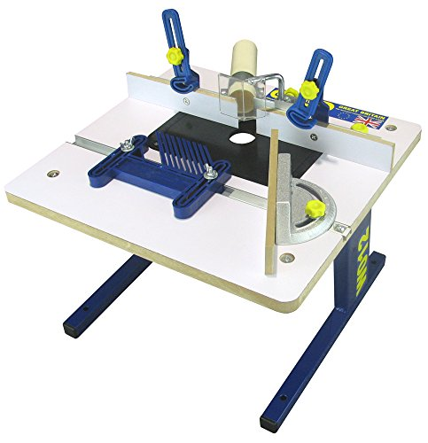 Charnwood W012 Bench Table Top Router Table