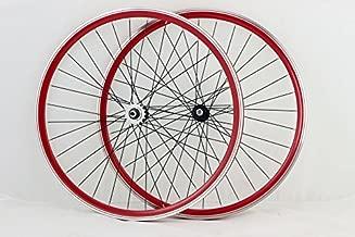 yellow fixie wheels
