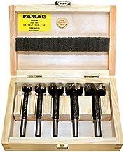 Alfa Tools FBM63223 7//8 Bormax3 Carbide Tipped Forstner