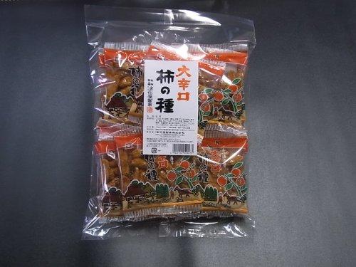 元祖 浪花屋 大辛口 柿の種 徳用袋 16g×14袋