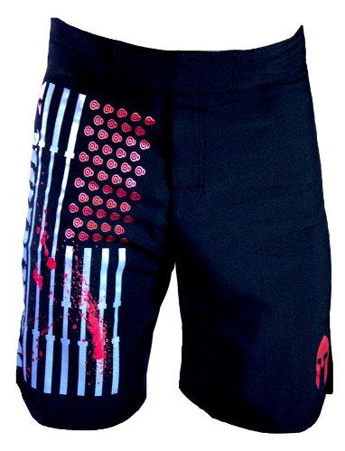 Epic MMA Gear Blank WOD MMA Shorts