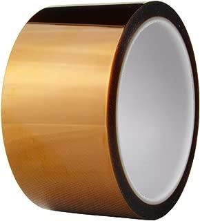 Best kapton tape high temperature heat resistant polyimide Reviews