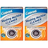Carbona® Washing Machine Cleaner | Eliminates Odor & Residue | 3 Count, 2 Pack