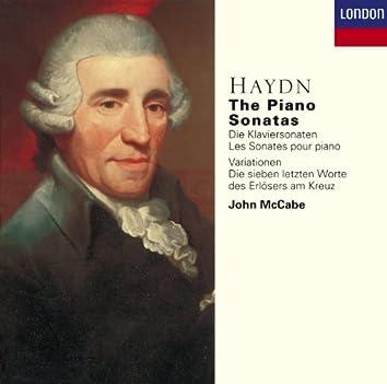 Haydn: The Piano Sonatas/Variations/The Seven Last Words