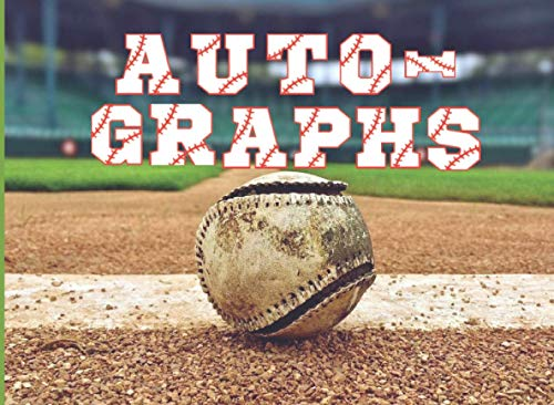 Compare Textbook Prices for Baseball Autograph Book: For The Baseball Fan In Your Life That Loves To Get Players Signatures During Spring Training And The Regular Season  ISBN 9798596567991 by Training, Visit Spring
