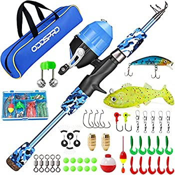 Best fishing rod for kids Reviews