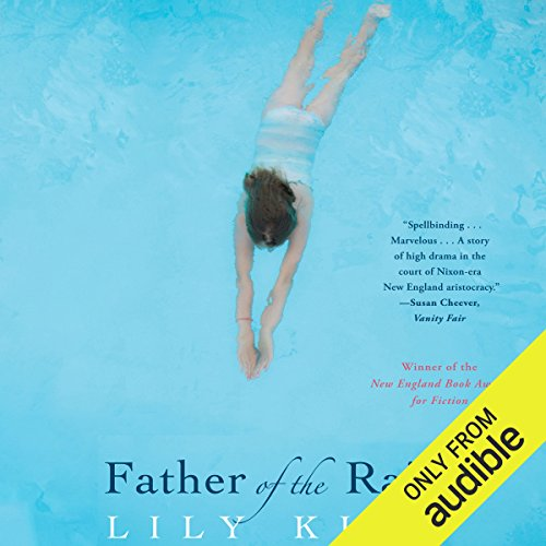 Father of the Rain audiobook cover art