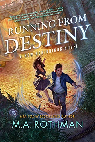 Running From Destiny: An Epic Fantasy (New Beginnings Book 1) (English Edition)