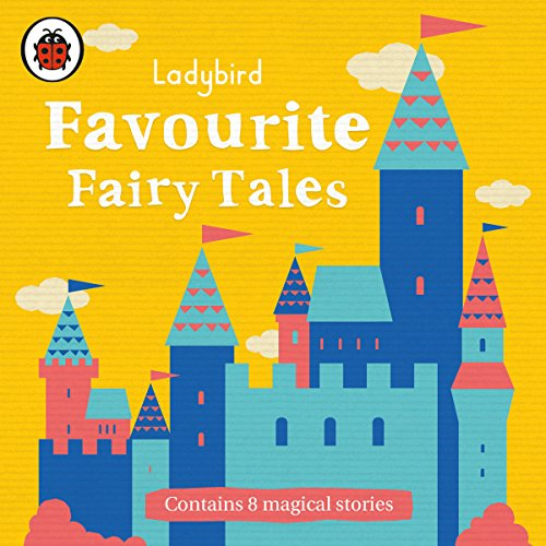 Ladybird Favourite Fairy Tales cover art