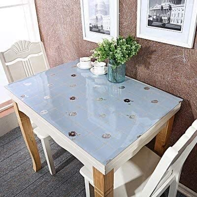 UIZSDIUZ Tablecloth Table Cloth Oilproof Waterproof Now free Limited Special Price shipping Kitchen Dini