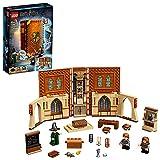 LEGO 76382 Harry Potter Momento Hogwarts: Clase de Transfiguración, Juego de Viaje en Forma de Libro, Regalo para Niños +8 años