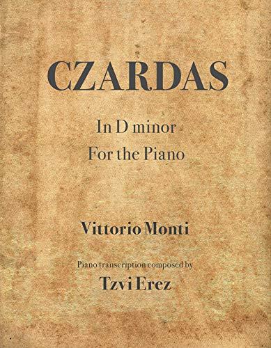 Czardas: Piano Transcription in D Minor (English Edition)