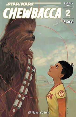 Star Wars Chewbacca nº 02/05 (Star Wars: Cómics Grapa Marvel)