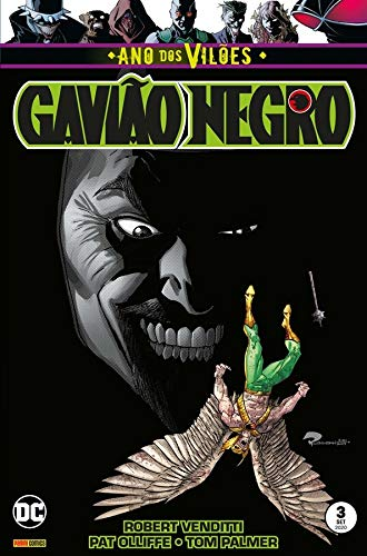 Gavião Negro Volume 3