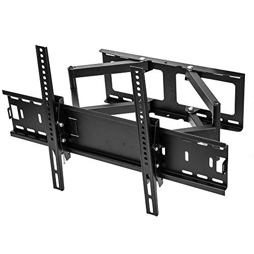 Sunydeal TV Wall Mount Bracket Cantilever for 30-70' Plasma LCD LED TV Smart HDTV, Extension Full Motion Articulating Tilt Swivel, VESA up to 600 x 400mm, 99 lb Capacity, Works for 16 inch Stud Wall