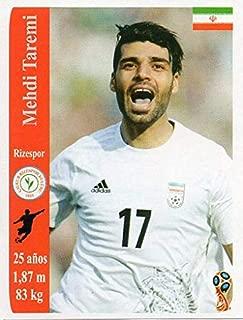 World Cup Russia 2018 Sticker Peru Mehdi Taremi Caykur Rizespor Kulubu 1953
