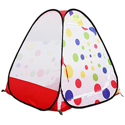 Juguetes y juegos Tente de juego para niños en el interior de las tiendas de campaña portátil para niños Camping de juegos al aire libre Casa de los niños de los juguetes castillo secreto del bebé
