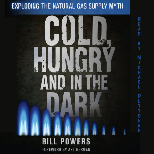 Cold, Hungry and in the Dark audiobook cover art